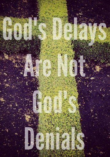 Delayed Prayers: God Is Going To Answer (3 Biblical Truths )