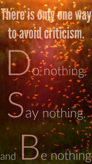 Dealing with Criticism Biblically